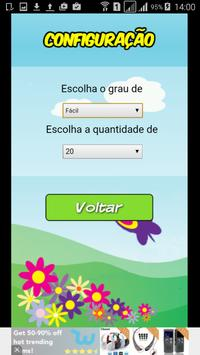 Adição Subtração para Crianças screenshot 9