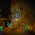 ZombieMine Minecraft Wallpaper
