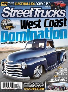 Street Trucks poster