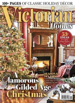 Victorian Homes poster