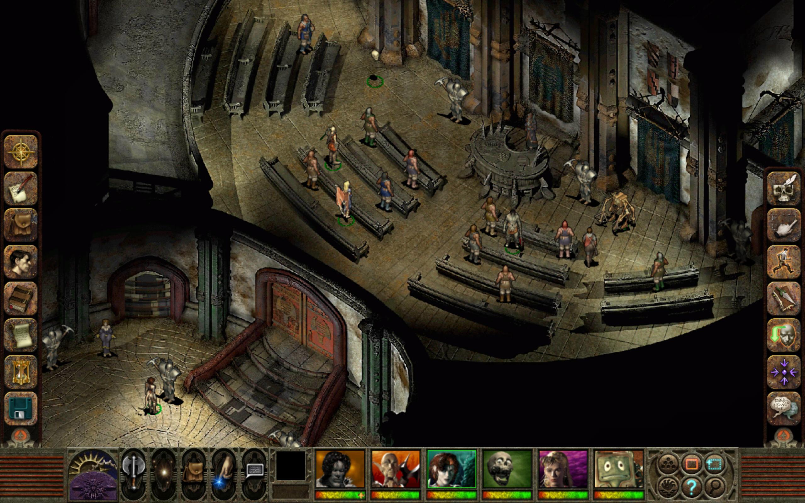 Картинки по запросу Planescape Torment: Enhanced Edition