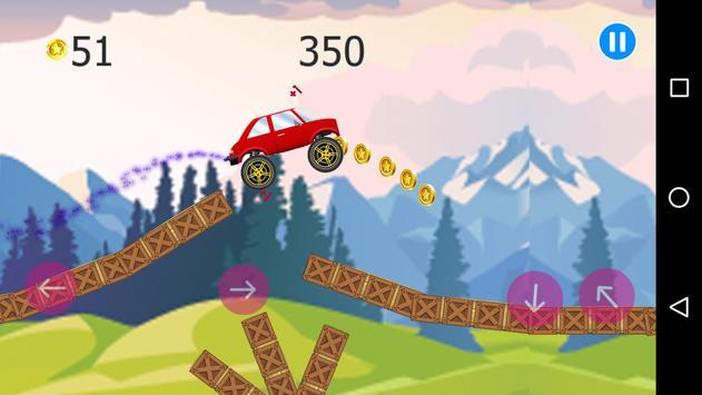 Bean Car Driving screenshot 3
