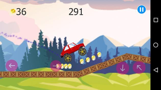 Bean Car Driving screenshot 2