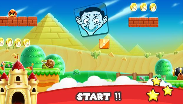 Teddy & Mr.Bean Subway Adventures screenshot 1