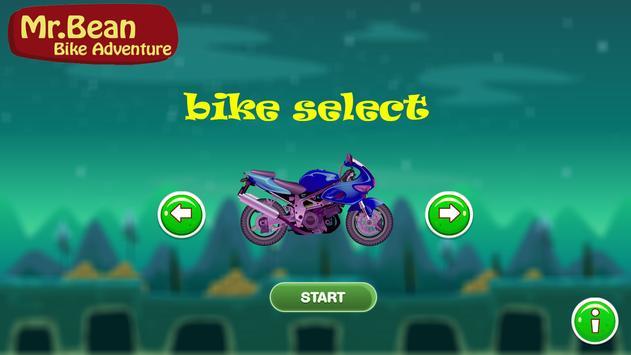 Moto Mr-Bean Bike apk screenshot