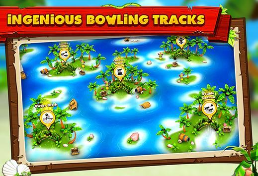 Fantasy Bowling with Pals apk screenshot