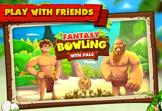 Fantasy Bowling with Pals poster