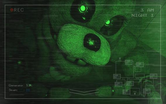 Freddy Fazbear 3 - Six nights story Christmas 2017 screenshot 2