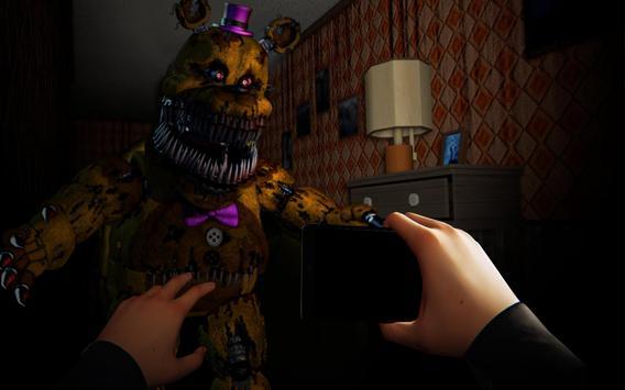 Freddy Fazbear 3 - Six nights story Christmas 2017 screenshot 4