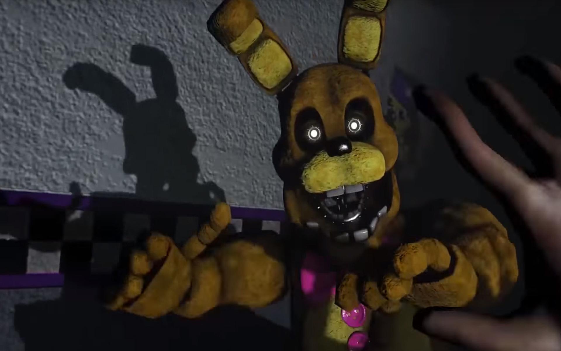 Scary Stories Freddy Demo Roblox - Freddy Fazbear 3 Six Nights Story Christmas 2017 For
