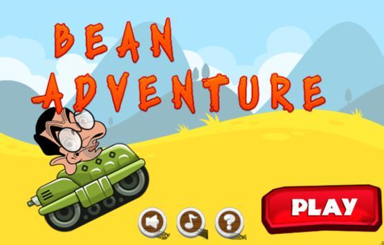 Bean Hill Climb Fast Racing poster