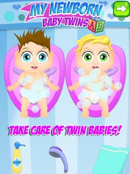 My Newborn Twins Baby & Mommy screenshot 6