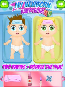 My Newborn Twins Baby & Mommy screenshot 7