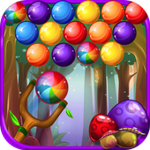 Bubble Forest Candy Pop Arcade icon