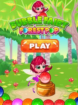 Bubble Fairy Forest Pop Arcade apk screenshot