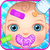 Baby ER Nurse: Infant Care & Doctor Games FREE icon