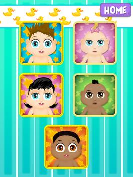 Baby ER Nurse: Infant Care & Doctor Games FREE apk screenshot