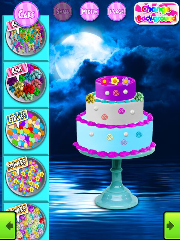 Cake Maker Cooking Games Free Apk Download Free Casual Game For