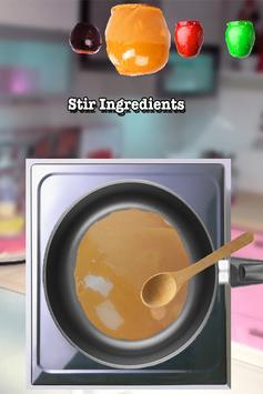 Candy Apples & Snow Cones - Frozen Dessert Food apk screenshot