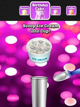 Celebrity Milkshakes FREE apk screenshot