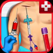ER Blood Draw Doctor & Surgeon icon