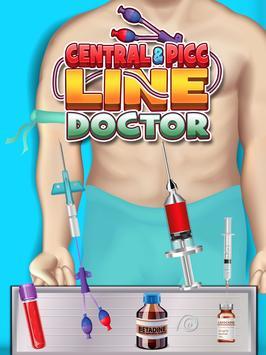 ER Blood Draw Doctor & Surgeon screenshot 3