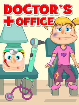 Doctors Office - Docs Office Appointment Kids FREE apk screenshot