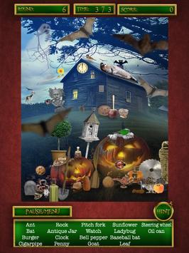 Hidden Object Halloween Ghosts apk screenshot