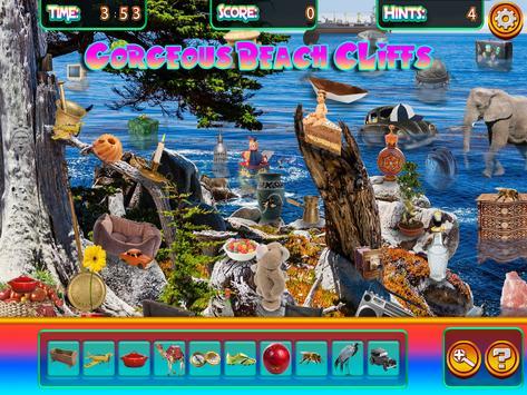 Hidden Object California Beach apk screenshot