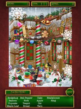 Hidden Objects Christmas screenshot 6