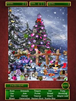 Hidden Objects Christmas screenshot 7