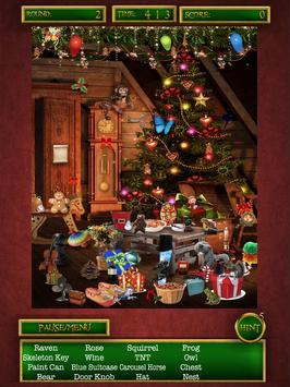 Hidden Objects Christmas screenshot 12