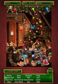 Hidden Objects Christmas screenshot 2