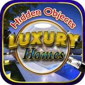 Hidden Objects Luxury Homes icon