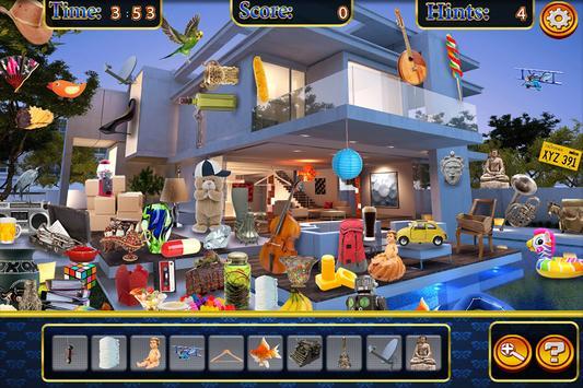 Hidden Objects Luxury Homes screenshot 4