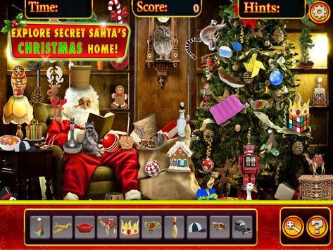 Hidden Objects Christmas Magic poster