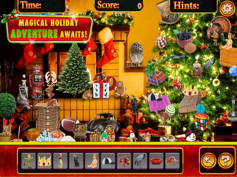 Hidden Objects Christmas Magic apk screenshot