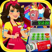 Supermarket Movie Cashier FREE icon