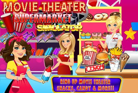 Supermarket Movie Cashier FREE apk screenshot