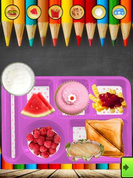 School Lunch screenshot 8