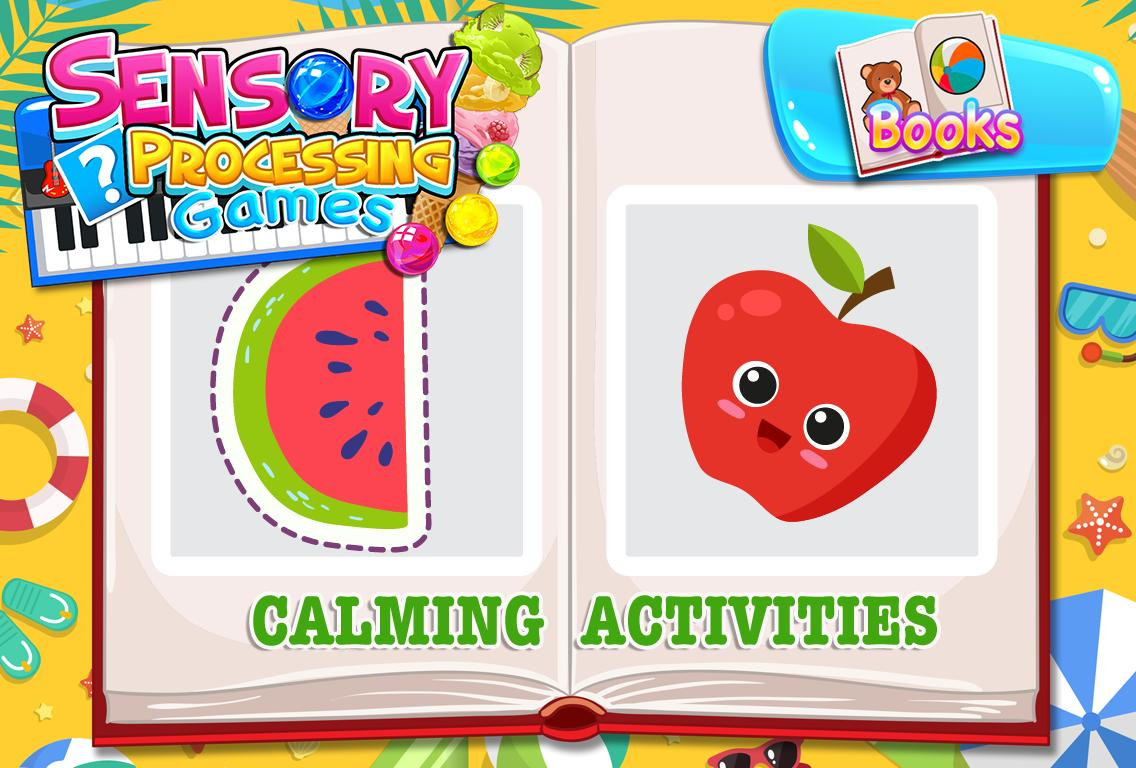 The Sensory Processing Game - Autism & SPD FREE for Android