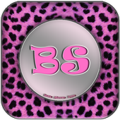 HD Pink Cheetah for Facebook icon