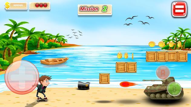 Beach Run Adventure screenshot 1