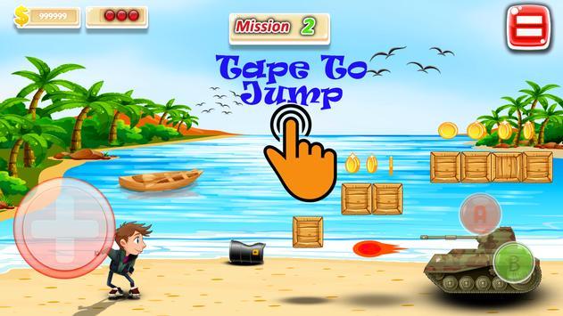 Beach Run Adventure screenshot 3