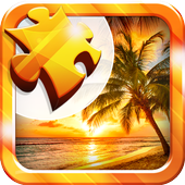 Beach Relax Jigsaw Puzzles icon