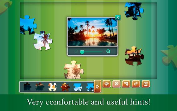 Beach Relax Jigsaw Puzzles screenshot 5