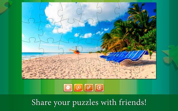 Beach Relax Jigsaw Puzzles screenshot 7