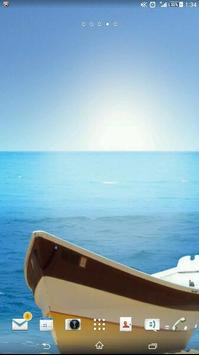 Beautiful Sea Live Wallpaper poster