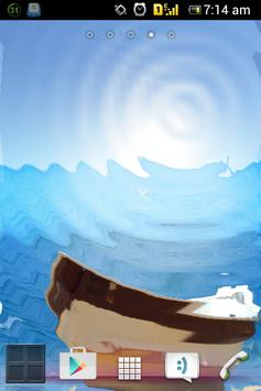 Beautiful Sea Live Wallpaper apk screenshot