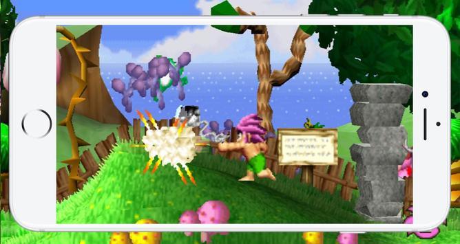 Super Adventure of Tombii! screenshot 1